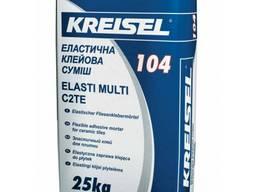 Клей Kreisel (Крайзель) 104 для плитки эластичный, 25 кг