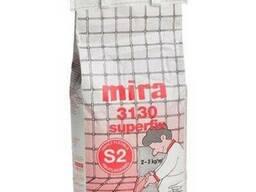 Клей Мира 3130 Суперфикс для плитки и камня белый, 15кг