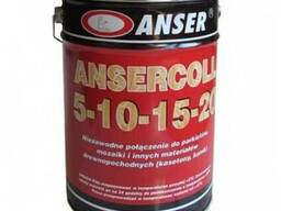 Клей паркетный каучуковый Ansercoll 5*10*15*20