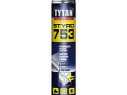 Клей-пена Tytan STYRO 753