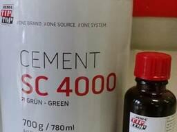 Клей SC 4000 ( Клей ТИП ТОП c отвердителем) стыковка лент