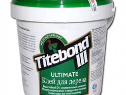 Клей столярный водостойкий Titebond III Ultimate D4 10 кг.