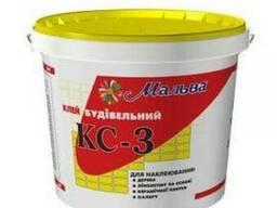Клей строительный КС-3 Мальва 15 кг