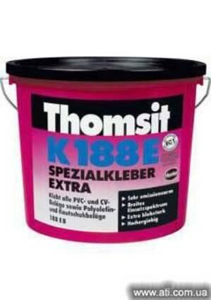 Клей Thomsit (Томзит ) для всех видов покрытий .