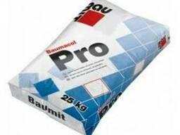 Клеящая смесь для напольных плит керамогранитаBaumit Pro 25к