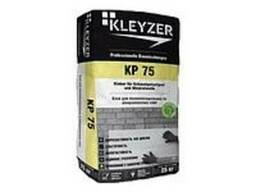Kleyzer KP-75 Клей для приклеивания утеплителя ППС и МВ