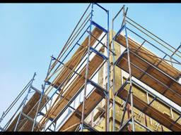Леса строительные вышка тура прокат аренда в Виннице