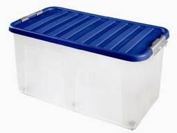 Клипбокс Heidrun Ящик пластиковый, пищевой 100 л