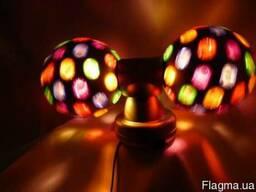 Клольорові лампи, стрічки, світлофільтри.