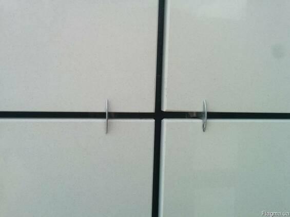 Кляммеры скрытые для вентилируемых фасадов