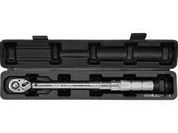 "Ключ динамометричний YATO 1/2"" 10-60 Нм 378-400 мм"