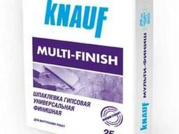 Кнауф Мульти-Финиш (25кг) - Шпаклевка гипсовая