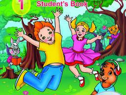 """Книга """"Bingo! Книга для ученика. Уровень 1"""""""