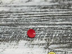 Кнопка для мягкого спуска затвора камеры темно - красная KS-10