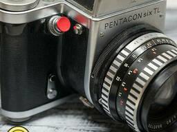 Кнопка для мягкого спуска затвора камеры - красная KS-22