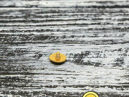Кнопка для мягкого спуска затвора камеры - золотистая KS-20