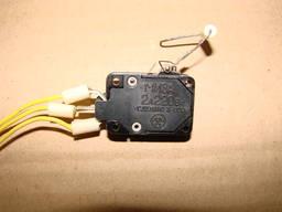Кнопка, микропереключатель МИ3А (МИ-3А, МИЗА) 2А, 220В