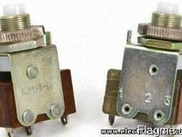 Кнопки малогабаритные КМ1-1, КМ2-1, КМ1-1В, КМ2-1В, КМД1-1,