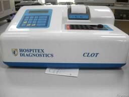 Коагулометр CLOT 1-канальный hospitex diagnostics