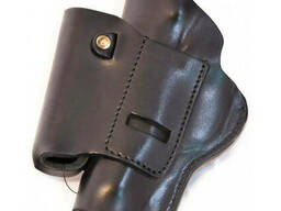 Кобура поясная внутрибрючная с доп. карманом для ПМ A-Line К1+