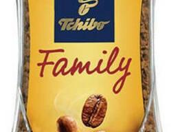 Кофе Чибо Фэмили растворимый 200 грамм в стеклянной банке
