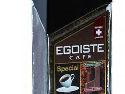 Кофе Эгоист растворимый Спешиал 100 грамм в стеклянной банке