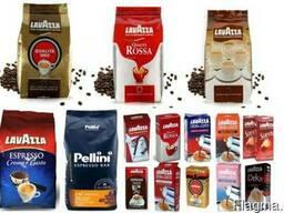 Кофе, кава Lavazza, Pellini. Италия. Сам вожу.