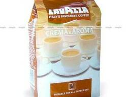 Кофе Lavazza Crema e Aroma зерновой