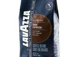 Кофе Lavazza Gran Espresso в зернах 1кг