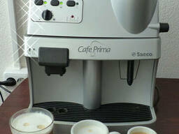 Кофе машина (кофеварка) Saeco Cafe Prima (vienna)