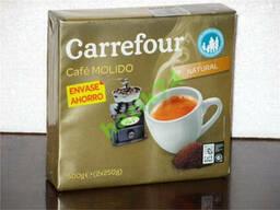 Кофе молотый Hacendado Nº1. 250/500г. Испания.