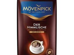 Кофе молотый и зерно Movenpick Der Himmlische 500г