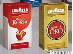 Кофе молотый лавацца lavazza кава мелена лавазза 250гр