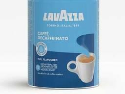 Кофе молотый Lavazza Caffe Decaffeinato без кофеина 250 г. ..