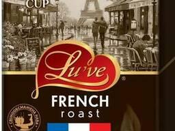 Кофе молотый Luve French Roast 250грам Подробнее: