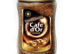 Кофе растворимый. Cafe d'Or Gold - 200 g.