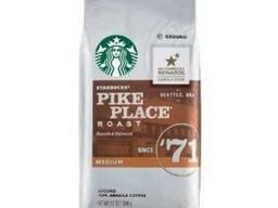 Кофе Starbucks в зернах