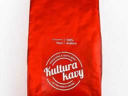 Кофе Kultura kavy Arabica в зернах 1 кг