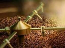 Кофе свежей обжарки, зерно и молотый, 70 сортов