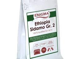 Кофе в зернах арабика Enigma Ethiopia Sidamo Grade 2 Specia