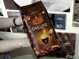 Кофе в зернах DeLUXE