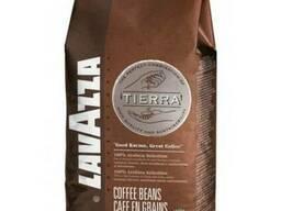 Кофе в зернах Lavazza Tierra Арабика 100% 1кг Италия