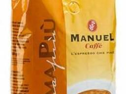 """Кофе в зернах Manuel Caffe Aroma Piu"""" 1кг"""
