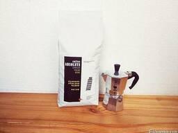 Кофе в зернах оптом от 5кг. 80% Арабика . Свежеобжаренный