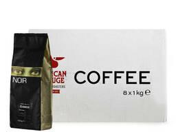 Кофе в зернах Pelican Rouge NOIR Classico, 1кг*8шт