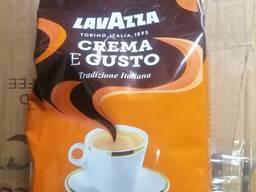 Кофе в зёрнах Lavazz Crema e Gusto (Лаваца, Лаваза)