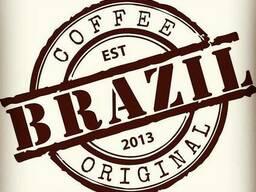 Кофе зерновой Brazil Blend 100