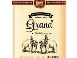 """Кофе зерновой """"Grand"""" DeMarco"""