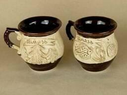 Кофейные чашки, декоративные чашки, глиняные чашечки