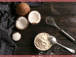 Кокосовая мука без глютена, без ароматизатора мука кокоса